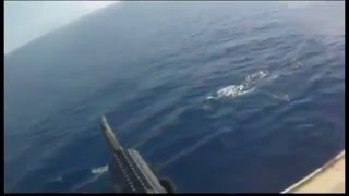 Download Somali Pirates Mess with the Wrong Ship Video