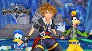 Download Kingdom Hearts HD 1.5 + 2.5 ReMIX - Fight the Darkness Trailer @ 1080p (60ᶠᵖˢ) HD ✔ Video