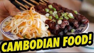 Download CAMBODIAN FOOD! (Khmer Cusine) - Fung Bros Food Video