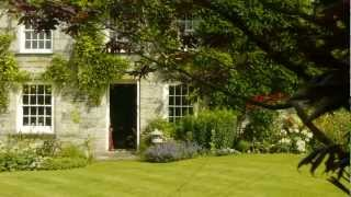 Download Beautiful Rural Georgian Manor House in North Cornwall - sold Video