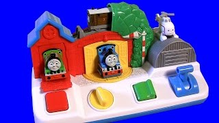 Download Thomas & Friends Pop-up Surprise Pals VS. Sesame Street vs. Disney Baby Minnie Mouse pop-up Video