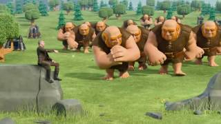 Download Clash Of Clans: Movie Animation! (2016 Special) Video