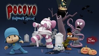 Download Pocoyo Halloween: Spooky Movies for Kids - 25 minutes of fun! Video