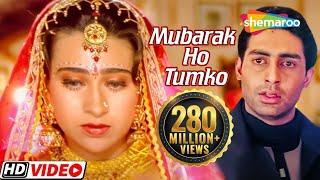 Download Mubarak Ho Tumko Ye Shaadi | Haan Maine Bhi Pyaar Kiya | Akshay Kumar, Karishma Kapoor| Udit Narayan Video