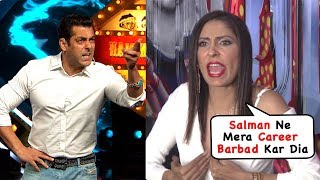 Download Pooja Mishra Insults Salman Khan In Media For Ending Her Career In Bollywood Video