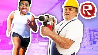 Download ESCAPE THE CONSTRUCTION YARD! | Roblox Video