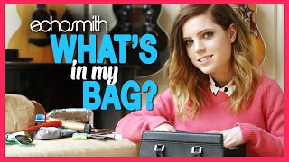 Download What's In My Bag with Sydney Sierota from Echosmith Video
