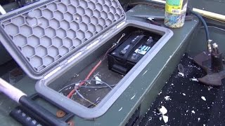 Download How To Install Hatch Doors On Jon Boat - OOW Outdoors Video