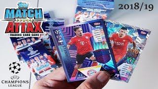 Download APERTURA BOX | MATCH ATTAX | CHAMPIONS LEAGUE 2018/19 | LIMITED EDITION + 100 CLUB Video