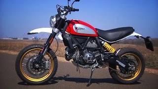 Download Ducati Desert Sled road and dirt test 2WheelsTV Video