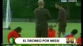 Download Messi se Pelea con Márquez Video