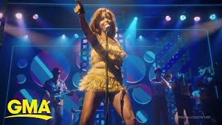 Download A look behind the scenes of the Tina Turner musical l GMA Video