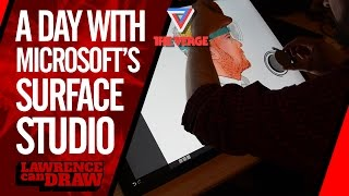 Download A day with the Microsoft Surface Studio Video