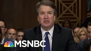 Download Lawrence On 'Ugly History' And The Christine Blasey Ford-Kavanaugh Hearing | The Last Word | MSNBC Video