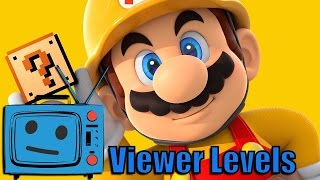 Download Darby Plays Your Levels {Live Stream} Super Mario Maker Video