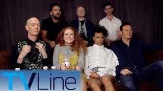 Download Star Trek: Discovery Cast Interview | Comic-Con 2017 | TVLine Video