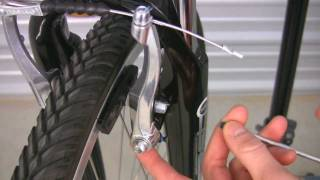 Download Linear Brakes - Basic Adjustment - by Northrock Bikes Video