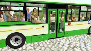 Download OMSI Voljanin test 8 (doors + full bus pass) Video