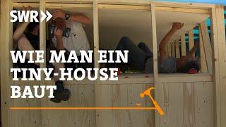 Download Handwerkskunst! Wie man ein Tiny House baut | SWR Fernsehen Video