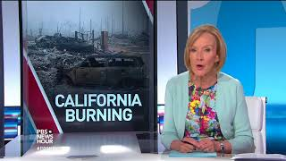 Download Hundreds are missing as out-of-control California fires burn Video
