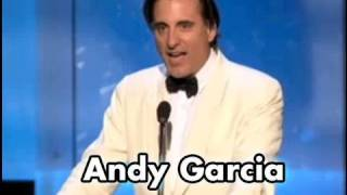 Download Andy Garcia On Sean Connery In THE UNTOUCHABLES Video