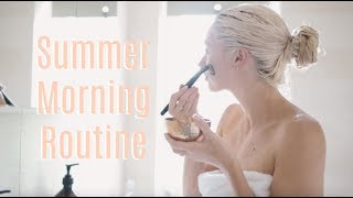 Download SUMMER MORNING ROUTINE // Weekend Pamper Edition | Fashion Mumblr AD Video
