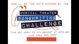 Download 2018 Musical Theater Songwriting Challenge National Competition Webcast Video