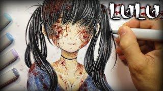 Download ″Lulu″ Horror Story - Creepypasta + Drawing Video