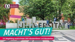 Download Absolventenverabschiedung 2016 an der Otto-von-Guericke-Universität Magdeburg | OVGU | OVGU Video