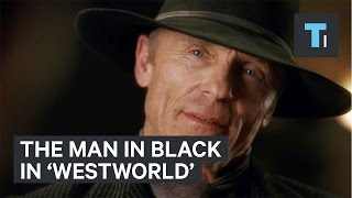 Download The Man in Black in ″Westworld″ Video