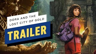 Download Dora and the Lost City of Gold Official Trailer (2019) Isabela Moner, Michael Peña Video