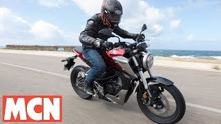 Download Honda CB125R | First Rides | Motorcyclenews Video