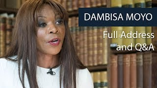 Download Dambisa Moyo | Full Address and Q&A | Oxford Union Video