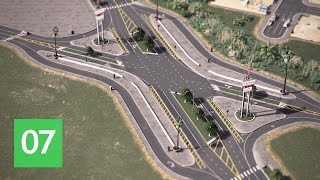 Download Cities Skylines: Wayside Valley - Ep.7: The Perfect Intersection Video