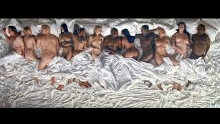 "Download Kanye West's ""Famous"" video has Ray J, Piers Morgan & Lena Dunham Pissed Video"