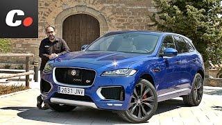 Download Jaguar F-Pace SUV | Prueba / Test / Review en español | coches Video