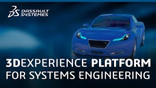 Download 3DEXPERIENCE Platform for Systems Engineering - Dassault Systèmes Video