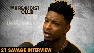 Download 21 Savage Interview With The Breakfast Club (8-4-16) Video