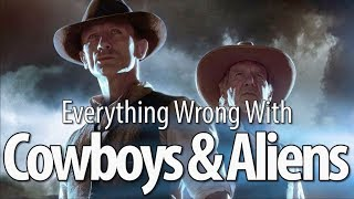 Download Everything Wrong With Cowboys & Aliens In 17 Minutes Or Less Video