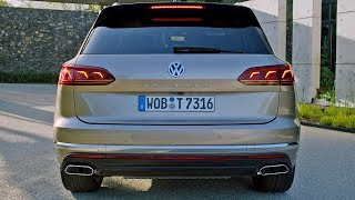 Download Volkswagen Touareg (2019) Ready to fight BMW X5 Video