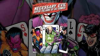 Download Necessary Evil: Villains of DC Comics (DVD) Video