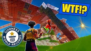 Download *NEW* RECORD BIGGEST BASE In Fortnite - Battle Royale! [Zombie Custom Game] Video