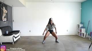 Download 8 Minute EASY Dance Workout -Keaira LaShae Video