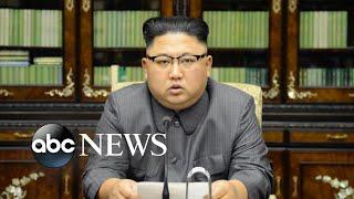 Download Kim Jong Un reacts to Trump's UN speech Video