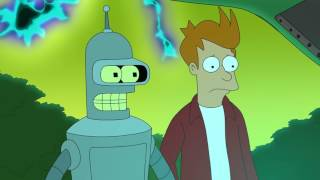 Download Futurama: Worlds of Tomorrow - Official Story Trailer Video