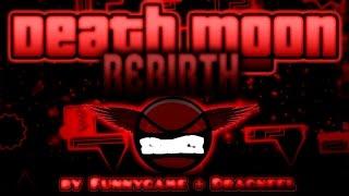Download DEATH MOON REBIRTH [DEMON] by Dragneel | Geometry Dash Video