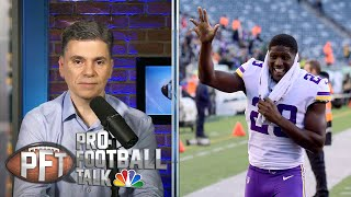 Download PFT Overtime: Xavier Rhodes appreciates Mike Zimmer's toughness   Pro Football Talk   NBC Sports Video
