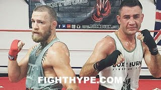 Download MCGREGOR EX-SPARRING PARTNER COSIGNS MALIGNAGGI'S TAKE ON MCGREGOR DISRESPECT AND BAD TREATMENT Video