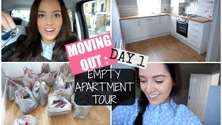 Download MOVING OUT : Day 1 | Empty Apartment Tour | PlanetGabb ♡ Video