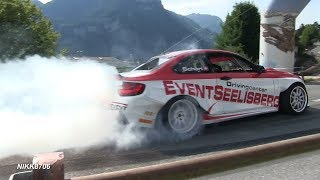 Download 820 HP BMW F22 Eurofighter Driftmonster Video